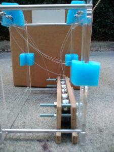 Newton's cradle repair